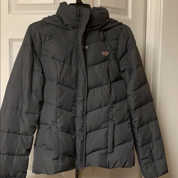 Hollister down jacket